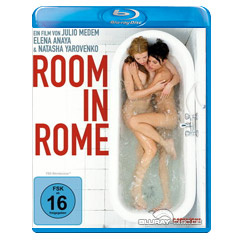 Room in Rome Blu-ray