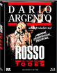 Rosso - Die Farbe des Todes (Limited Edition im Media Book) (Cover B) (AT Import) Blu-ray