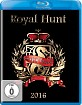 Royal Hunt - 2016 (25th Anniversary Edition) Blu-ray
