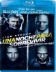 Una Noche Para Sobrevivir (Blu-ray + DVD + Digital Copy) (ES Import) Blu-ray
