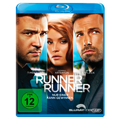 Runner Runner - Nur einer kann gewinnen (Blu-ray + UV Copy) Blu-ray