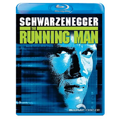 The Running Man (Region A - US Import ohne dt. Ton) Blu-ray