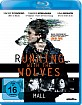 Running with the Wolves Blu-ray