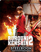 Rurouni Kenshin 2: Kyoto Inferno - Limited Edition Steelbook (UK Import ohne dt. Ton) Blu-ray