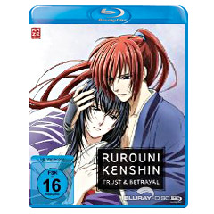 Rurouni Kenshin Trust & Betrayal Deutsch Stream