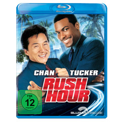 Rush Hour Blu-ray