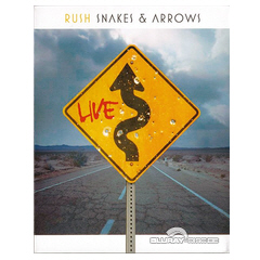 Rush - Snakes and Arrows (US Import ohne dt. Ton) Blu-ray