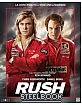 Rush (2013) - Special Edition Steelbook (IT Import ohne dt. Ton) Blu-ray