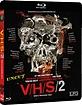 S-VHS aka V/H/S 2 (AT Import) Blu-ray