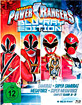 Saban's Power Rangers - Blu-ray Edition - Complete Season 18-21 Blu-ray