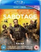 Sabotage (2014) (UK Import ohne dt. Ton) Blu-ray