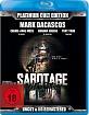 Sabotage - Dark Assassin (Platinum Cult Edition) Blu-ray
