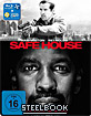Safe House (2012) - Steelbook Blu-ray
