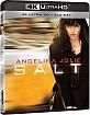 Salt (2010) 4K (4K UHD + Blu-ray) (IT Import) Blu-ray