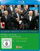 Salzburger Festspiele - Eröffnungskonzert 2008 Blu-ray