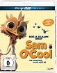Sam O'Cool - Ein schräger Vogel hebt ab 3D (Blu-ray 3D) Blu-ray