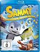 Sammy: Kleine Flossen, grosse Abenteuer - Vol. 1 Blu-ray