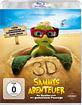 Sammy's Abenteuer 3D - Die Suche nach der geheimen Passage (Blu-ray 3D) Blu-ray