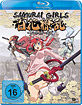 Samurai Girls - Vol. 1 (Folge 1-4) Blu-ray
