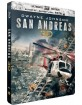 San Andreas (2015) 3D - Ultimate Edition Steelbook (Blu-ray 3D + Blu-ray + DVD + UV Copy) (FR Import ohne dt. Ton) Blu-ray
