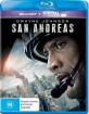 San Andreas (2015) (Blu-ray + UV Copy) (AU Import ohne dt. Ton) Blu-ray