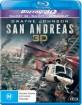 San Andreas (2015) 3D (Blu-ray 3D + Blu-ray + UV Copy) (AU Import ohne dt. Ton) Blu-ray