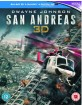 San Andreas (2015) 3D (Blu-ray 3D + Blu-ray + UV Copy) (UK Import ohne dt. Ton) Blu-ray