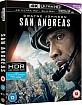 San Andreas (2015) 4K (4K UHD + Blu-ray + UV Copy) (UK Import) Blu-ray
