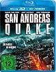 San Andreas Quake 3D (Blu-ray 3D) Blu-ray