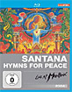 Santana - Hymns for Peace - Live at Montreux 2004 (KulturSpiegel Edition) Blu-ray