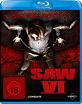Saw VI Blu-ray