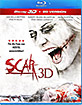 Scar (2007) 3D (Blu-ray 3D) (Limited Edition) (AT Import) Blu-ray