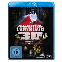 Schock Labyrinth 3D (Blu-ray 3D & Classic 3D) Blu-ray
