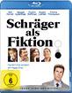 Schräger als Fiktion Blu-ray