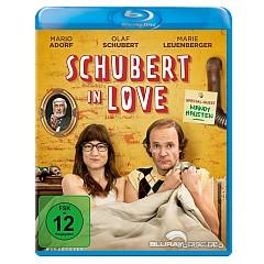 Schubert in Love Blu-ray
