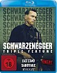 Schwarzenegger - Triple Feature (3-Film Set) Blu-ray