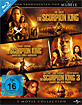 The Scorpion King (1-3) Trilogie Blu-ray