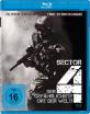 Sector 4 - Der gefährlichste Ort der Welt! Blu-ray