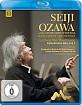 Seiji Ozawa at the Matsumoto Festival - Ludwig van Beethoven - Symphony No. 2 & 7 Blu-ray