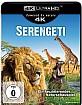 Serengeti (2015) 4K (4K UHD) Blu-ray