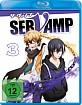 Servamp - Vol. 3 Blu-ray