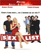 (S)ex List (Blu-ray + DVD) (FR Import) Blu-ray