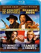 Shanghai Noon / Shanghai Knights - 2 Movie Collection (CA Import ohne dt. Ton) Blu-ray
