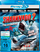 Sharknado 2 3D (Blu-ray 3