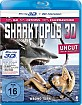 Sharktopus 3D (Creature-Movies Collection) (Blu-ray 3D) Blu-ray