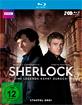 Sherlock - Eine Legende kehrt zurück - Staffel Drei Blu-ray