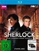 Sherlock - Eine Legende kehrt zurück - Staffel Drei (Limited Edition inkl. Postkartenset) Blu-ray