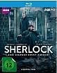 Sherlock - Eine Legende kehrt zurück - Staffel Vier Blu-ray