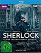 Sherlock - Eine Legende kehrt zurück - Staffel Vier (Limited Edition inkl. Poster) Blu-ray