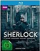 Sherlock - Eine Legende kehrt zurück - Staffel Vier (Limited Edition inkl. Postkartenset) Blu-ray